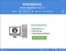 聪明狗一键重装系统工具v3.1.9中文绿色版
