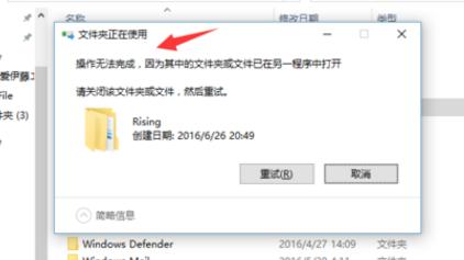 瑞星软件怎么卸载_卸载瑞星杀毒后残余的rising文件删不掉怎么办-大地下载站