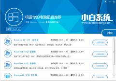小白一键重装系统工具V9.16.8.25官方版
